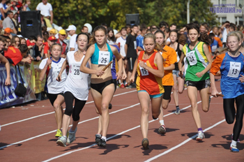 9 сентября - Фестиваль спорта прессы Чувашии – 79-я Республиканская легкоатлетическая эстафета газеты «Советская Чувашия»