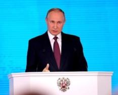 1 марта 2018 года - Послание Президента России Федеральному Собранию